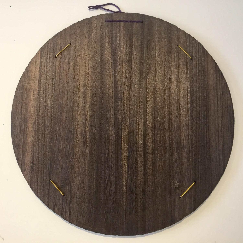 HrahmS-Holz   Hänge-Bilderrahmen für Shikishi-Papier aus Holz